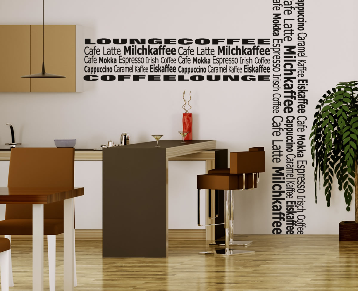wandsticker k che haus design m bel ideen und. Black Bedroom Furniture Sets. Home Design Ideas